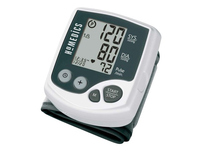Homedics Automatic Wrist Monitor