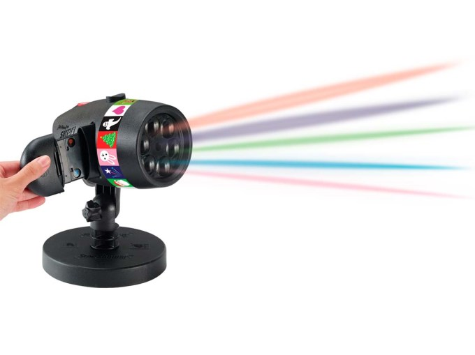 Star Shower Slide Show