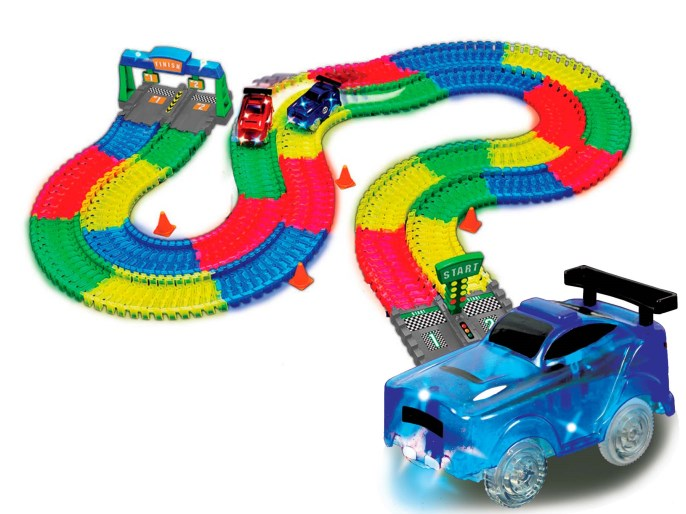 Magic Tracks Racers