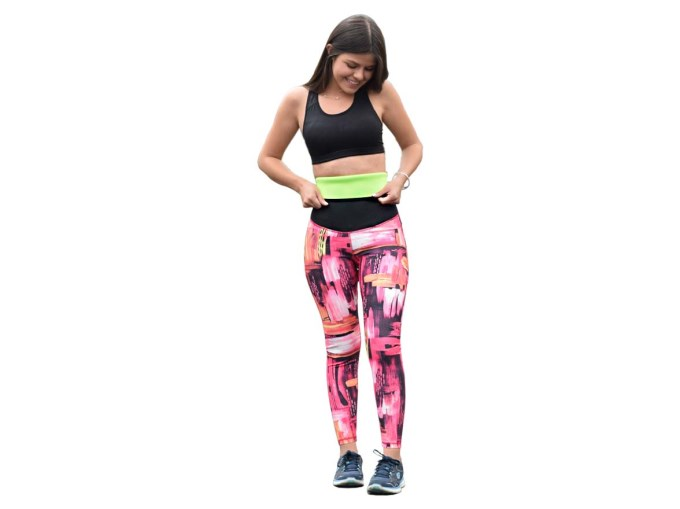 Redu Shaper Printed Leggins