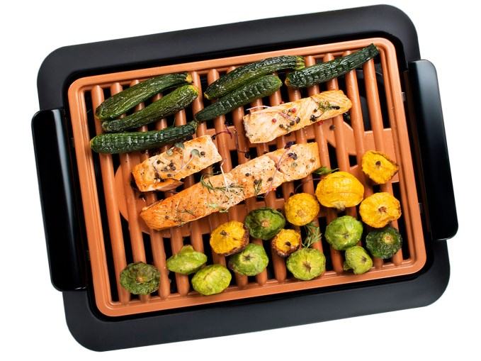 Parrilla Smokeless Grill