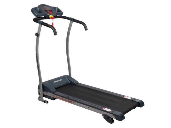 Athletic Treadmill 390 T