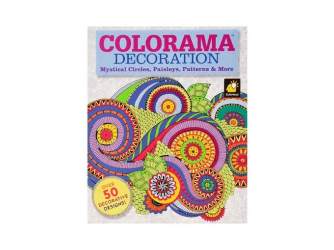 Libro Colorama Decoración