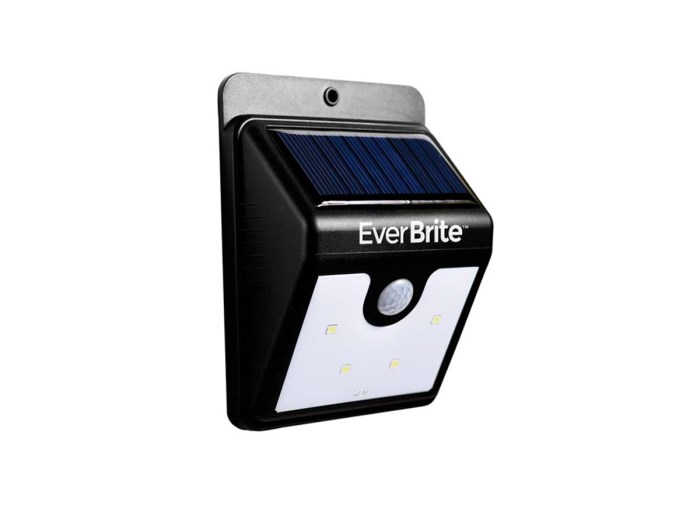 Lámpara solar EverBrite