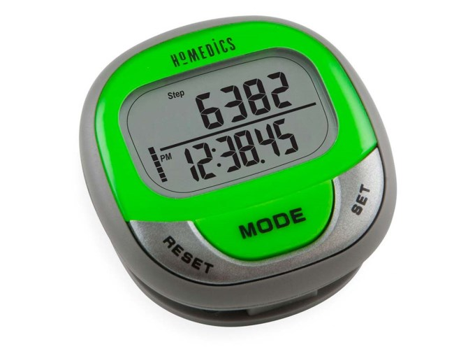 Homedics Pocket Pedometer
