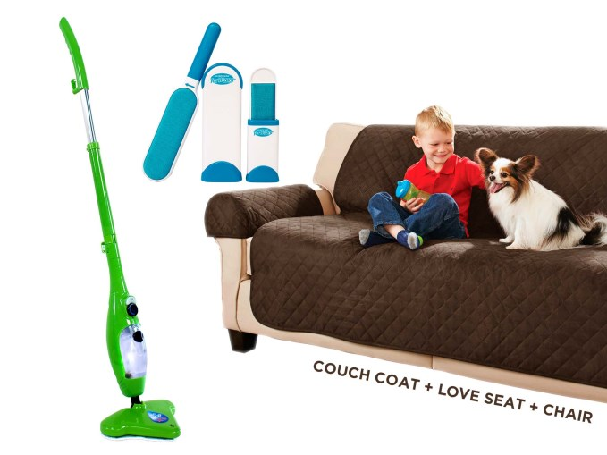 H20 MOP X5 + COUCH COAT + COUCH COAT LOVE SEAT + COUCH COAT CHAIR + FUR WIZARD