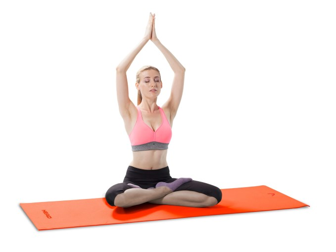 HEAD YOGA MAT 3MM