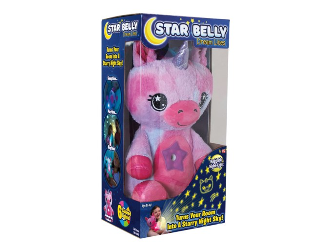 STAR BELLY UNICORNIO MAGICO