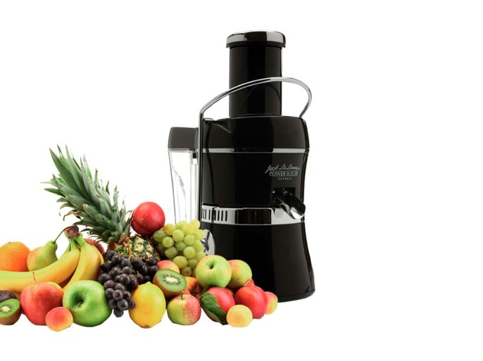 Jack LaLanne's Power Juicer