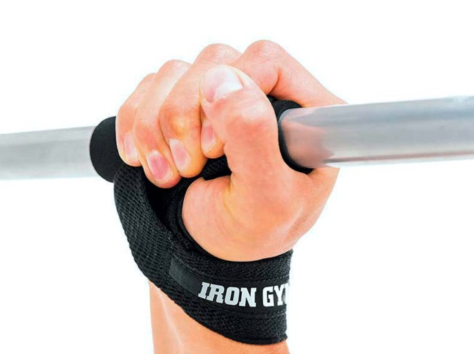Iron Gym Lifting Straps