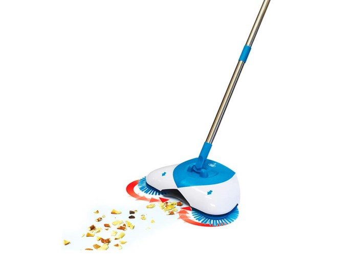 Hurricane Spin Broom