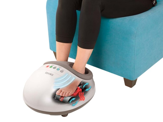 Homedics Shiatsu Air Foot Massage