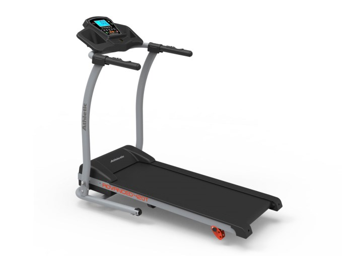 ATHLETIC TREADMILL ADVANCED 420T
